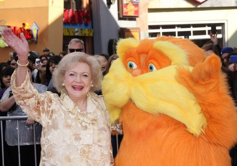 Betty White: The Power of Laughter