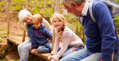 Grandparents & Grandchildren - The Importance of Staying Connected
