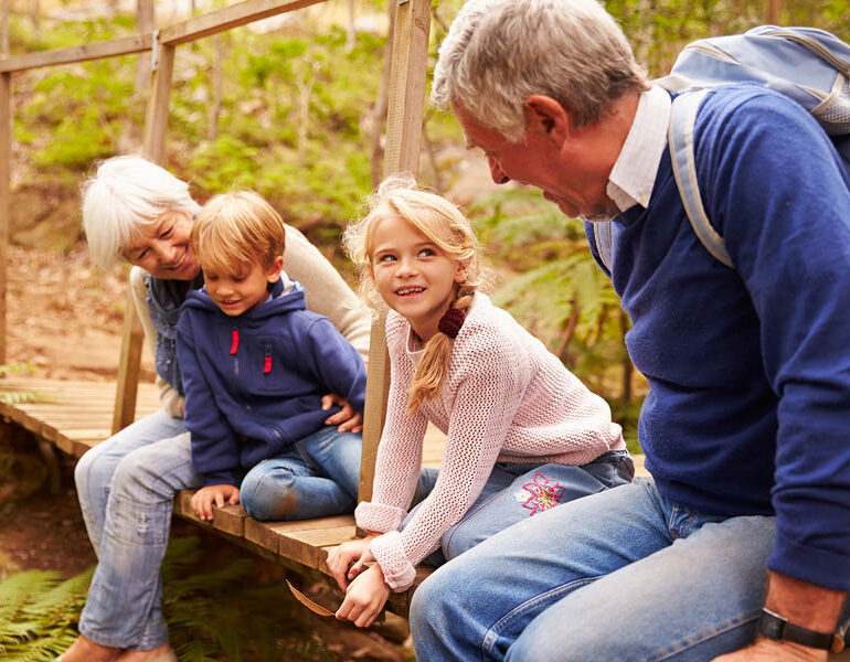 Grandparents & Grandchildren – The Importance of Staying Connected
