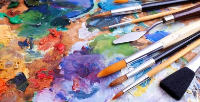 Art Workshops - A Fun Answer to New Income