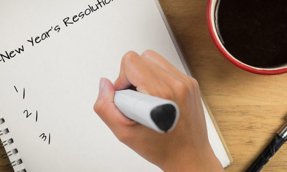 How to Stick with Those New Year's Resolutions