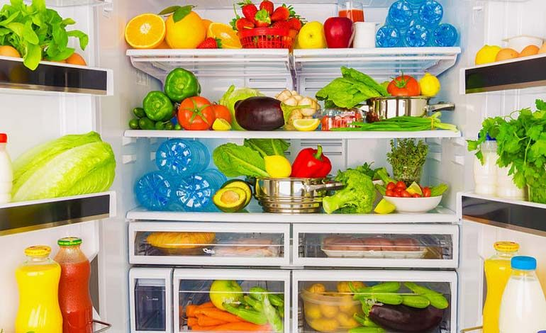Swapping Out Bad Fridge Food for Good